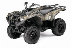 Yamaha Grizzly 700 FI with EPS